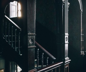 aesthetic, dark, and slytherin image
