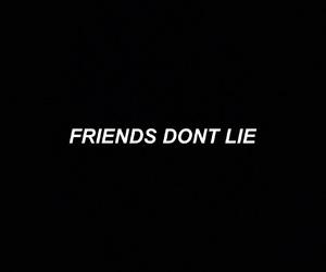 black and white, depressed, and Lyrics image