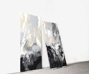 art, painting, and marble image