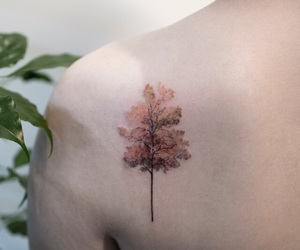 art, nature, and back image