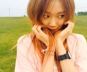 asian, girl, and lee sung kyung image