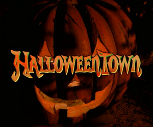 fall, halloweentown, and autumn image