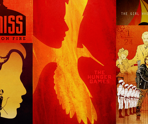 book, red, and thg image