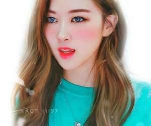 fanart, rose, and k-pop image