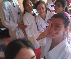 taekwondo, pensamiento, and cintas image