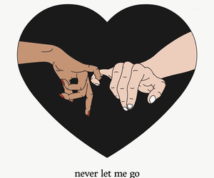 love, art, and hands image