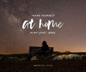 christian and jesus image