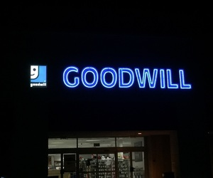 aesthetic, blue, and goodwill image