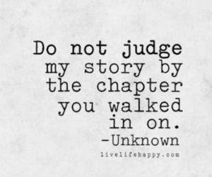quotes, life, and judge image