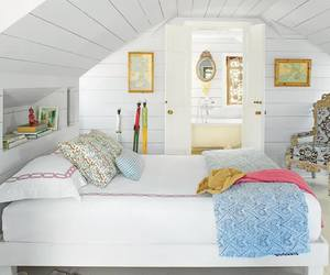 bedroom, home decor, and room image
