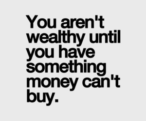 quotes, life, and money image