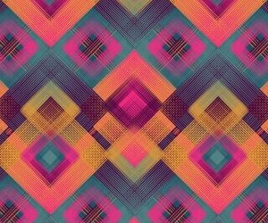 background, geometric, and pink image