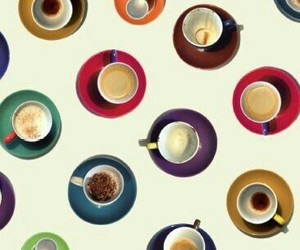 background, coffee cup, and drink image