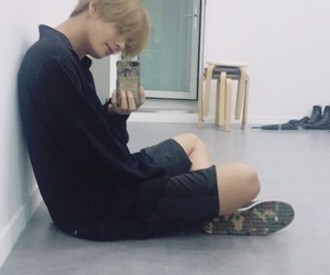 army, asian, and kpop image