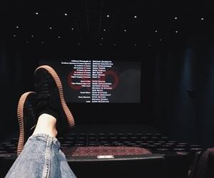 cinema, film, and horror image