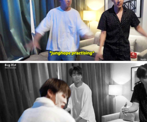 bts and bts memes image