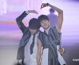 heart, L, and sungyeol image