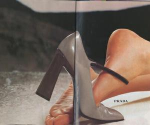 Prada, theme, and shoes image
