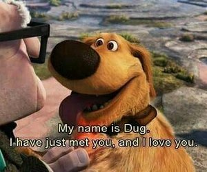 disney, dog, and pixar image