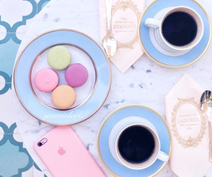 blue, case, and coffee image