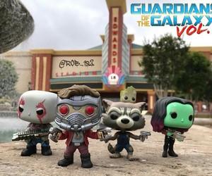 rocket, zoe saldana, and guardians of the galaxy image