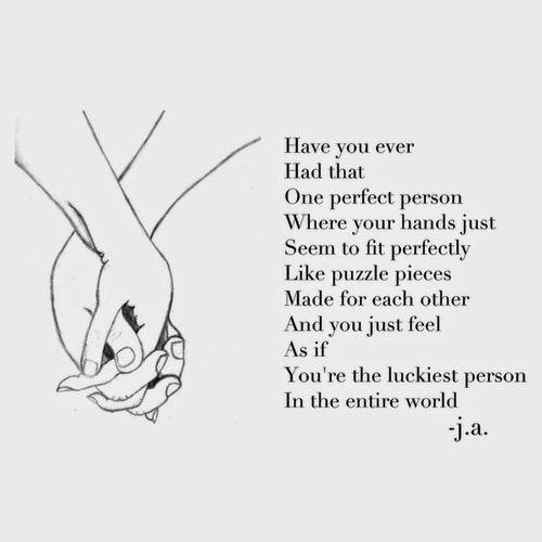 The Perfect Fit -----love quotes, love quotes for boyfriend ...