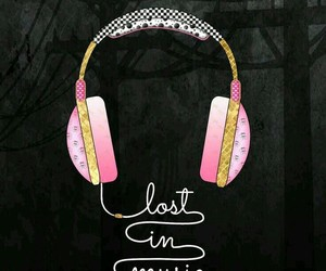 music, wallpaper, and lost image