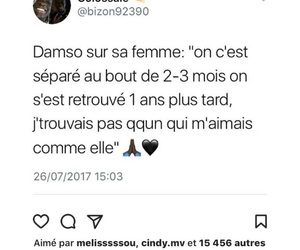 femme, francais, and french image