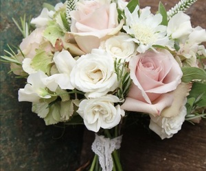 flowers and wedding bouquet image