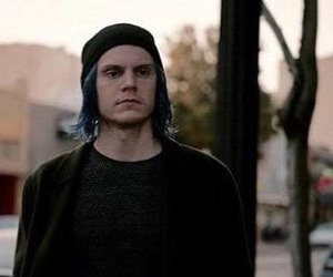 ahs, evanpeters, and americanhorrorstory image