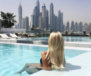 luxury, summer, and blonde image