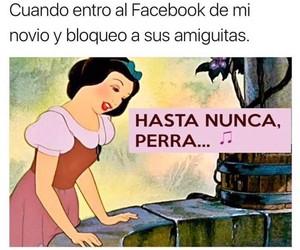 adios, divertido, and facebook image