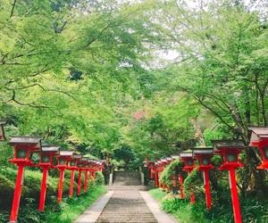京都 and 鞍馬寺 image