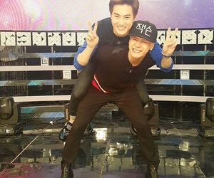 exo, got7, and suho image