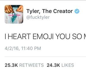 tweet, twitter, and tyler the creator image