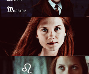Bonnie, book, and ginny image