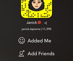 girl, snapchat, and phone image