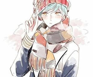 anime, anime fan, and manga cap image
