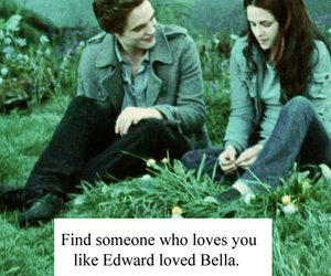 love, twilight, and bella image