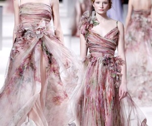 chic, Couture, and elie saab image