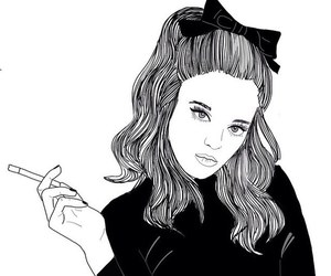 42 images about Drawing swag black and white✌ on We Heart