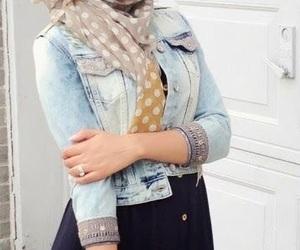 muslimwear, hijabstyle, and hijab fashion image