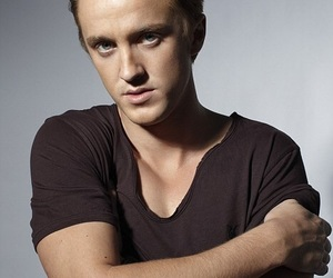 tom felton, harry potter, and draco malfoy image