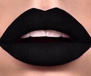 beautiful, casual, and lips image