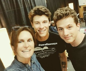 charlie puth and shawn mendes image