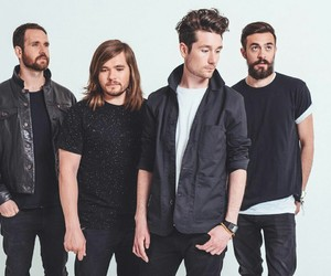 bastille, band, and dan smith image