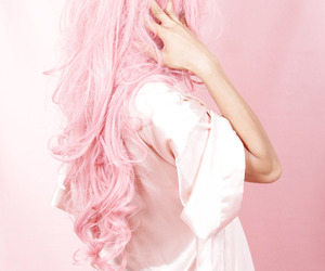 pastel, soft pink, and pink image