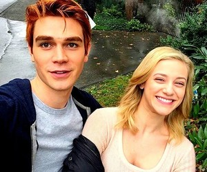 new, betty cooper, and selfie image