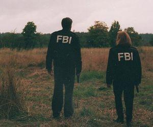 fbi and x-files image