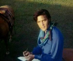 beautiful, elvis, and Elvis Presley image